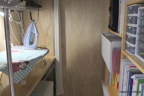 納戸 家事スペース