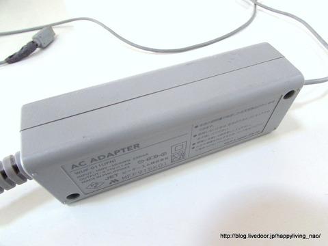 WiiU パッド 充電器 アダプター