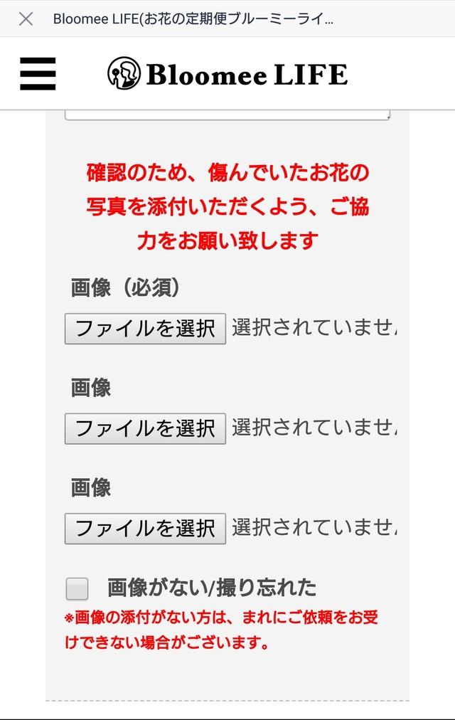 花 郵送 ポスト投函 500円 再送依頼 しおれ