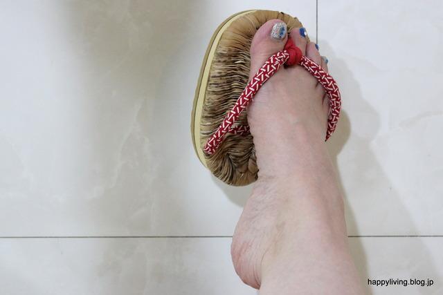 ダイエットスリッパ 草履 むくみ 足 ふくらはぎ (4)