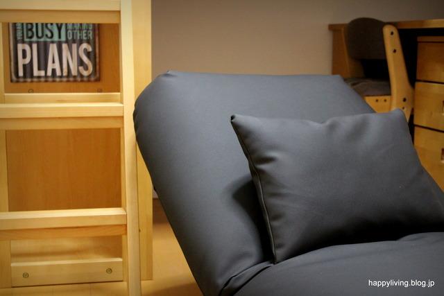 子供部屋 男の子 ソファ 掃除がラク ベッド 机 (9)
