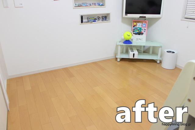 子供部屋 片付け 女の子の部屋 汚部屋 (8)
