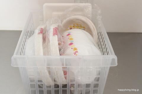片付け キレイな家 使い捨て 皿 (3)
