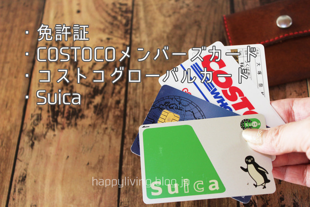 免許証 Suica 鍵 なくさない 持ち歩き (2)