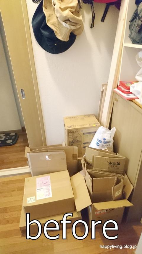 玄関 整理収納サービス 茨城 モニター 片付け (11)
