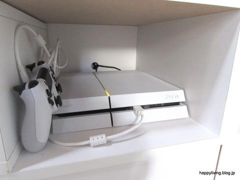 PS4 充電 スマホ 変換