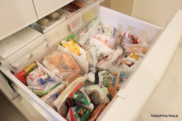 ごはん 冷凍 形 ラップ 冷凍庫 収納 冷蔵庫 (5)