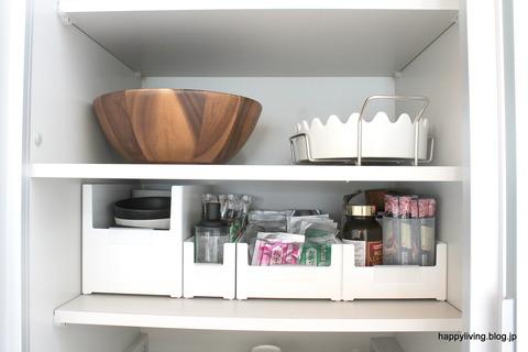 カインズ スキット カップボード収納 ケース 食器棚 (2)