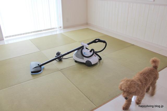 スチームクリーナー スチームファースト 床掃除 布製品 (1)