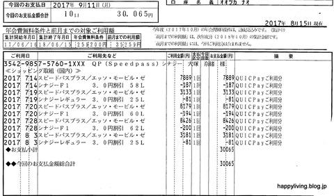 プリウスα エルグランド ガソリン代 燃費 比較 (1)