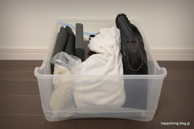 衣装ケース 引き出し 収納 高い場所 (3)