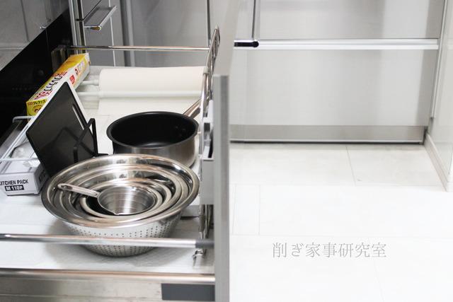 キッチン 片付け 掃除 収納 食器棚シート (2)