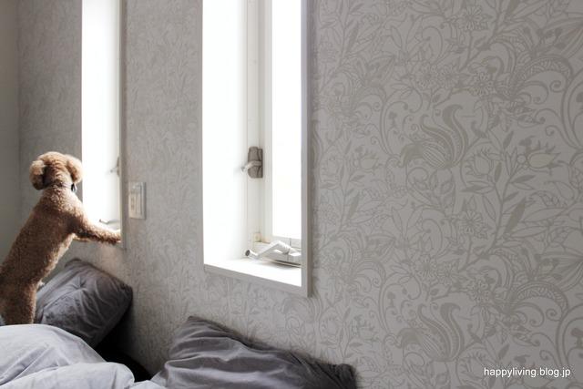 サンゲツ 壁紙 スヌーピー FE1325 アクセントクロス 寝室 (9)