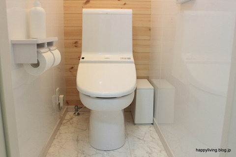 シンプル トイレ 掃除