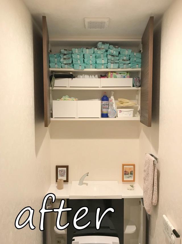 トイレ収納 スキット カインズ
