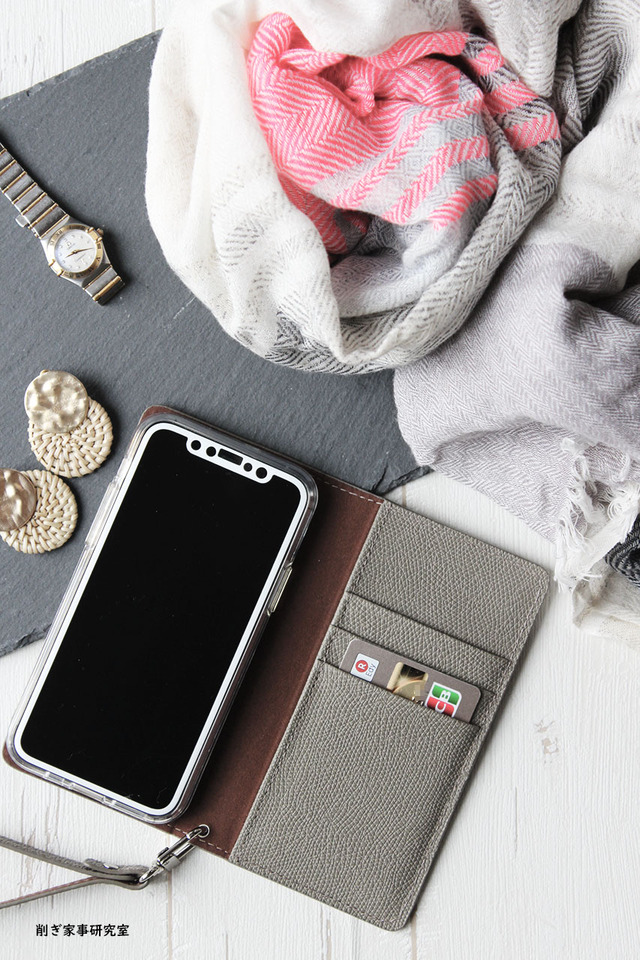 ミニ財布 デメリット スマホケース キャッシュレス (4)