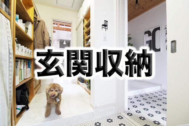 家づくり玄関1