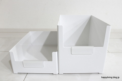 カインズ スキット 浅型 収納ケース Skitto (7)