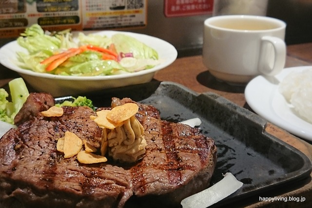 コストコ生活 いきなりステーキ