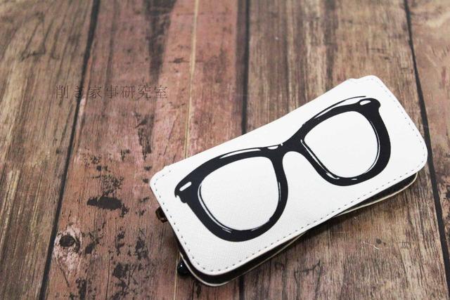 スリム コンパクト 眼鏡ケース 持ち歩き メガネ (11)