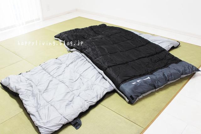 客用布団 寝袋 収納 納戸 (7)