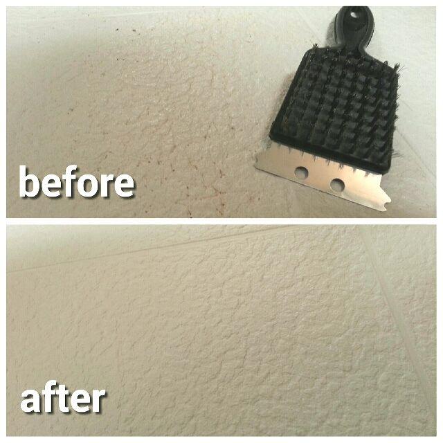 お風呂掃除 床