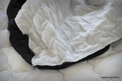 ベッドパッド マットレス ボックスシーツ フリース (5)