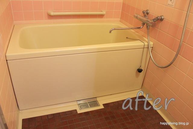 お風呂掃除 水あか ステン入りスポンジ 100均 掃除道具 (2)