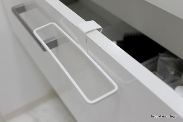 洗面台 収納アイデア ブラシ モノトーン タングルティーザー (7)