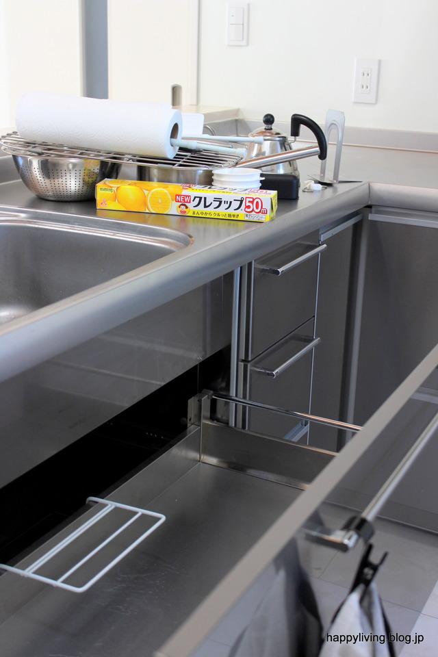 キッチン収納 片付け方法 シンク コンロ下 アイデア (22)