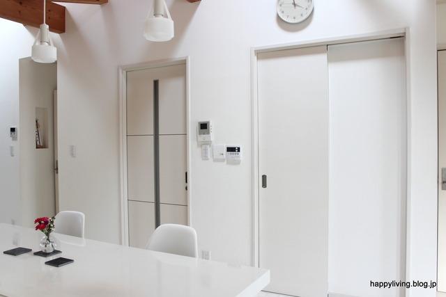室内ドア 建具 交換 ホワイトインテリア 玄関 (2)