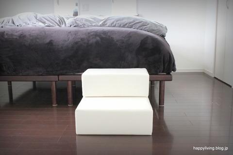 犬 階段 ベッド ソファ クッション ステップ (9)