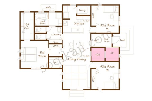 家づくり玄関14