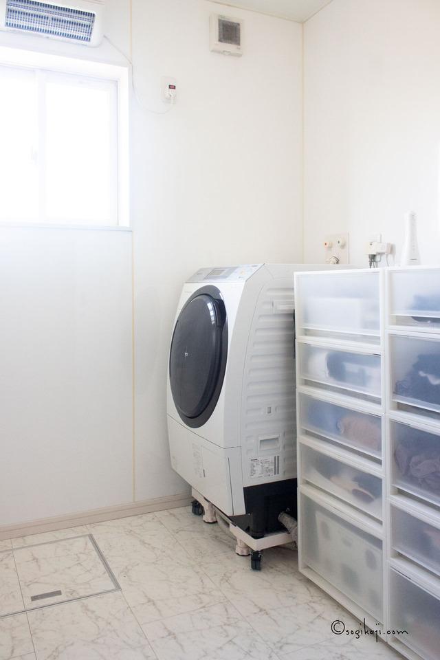 洗濯機キャスター台1