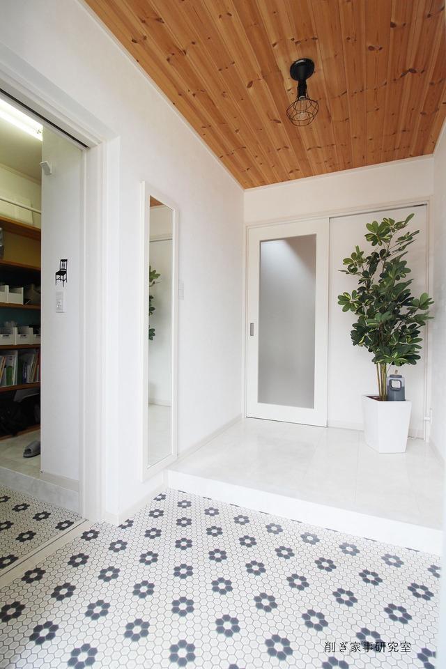家づくり玄関12