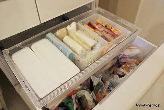 ごはん 冷凍 形 ラップ 冷凍庫 収納 冷蔵庫 (4)