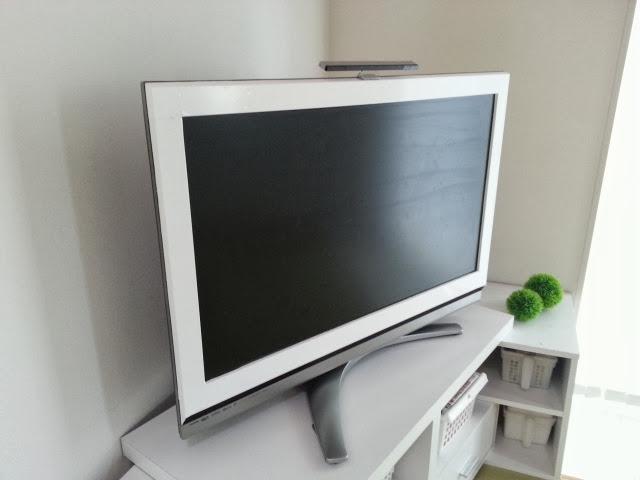 テレビ after