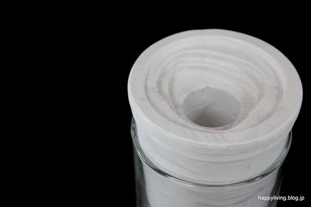 sarasa フラワーベース インテリア 花瓶 一輪挿し セメント (3)