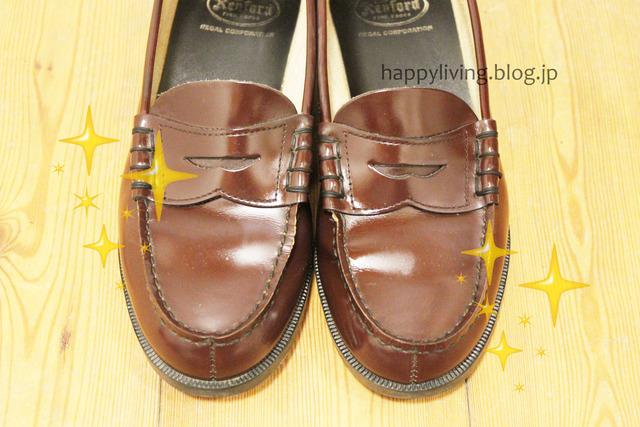 ダイソー シューポリッシャー 靴磨き 100均 (2)