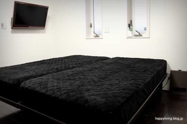 ベッドパッド マットレス ボックスシーツ フリース (2)