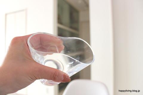 割れないグラス シリコン3