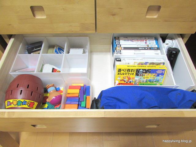 子供部屋 おもちゃ収納