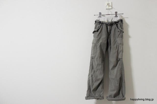 ラク家事 洋服収納 明日の服 パジャマ 脱衣所 (4)