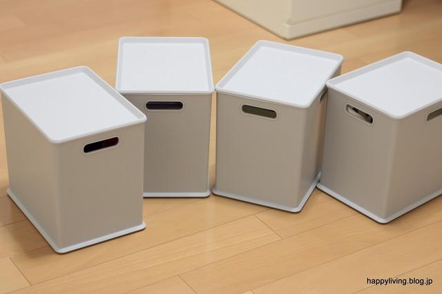 山善 squ+ カラーボックス インボックス (5)