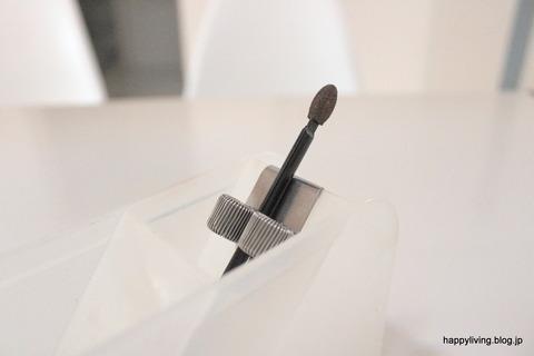 化粧品 収納アイディア 無印良品 ペンホルダー  (8)