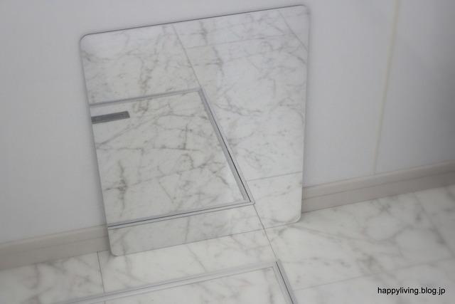 お風呂 マグネットミラー 鏡 ラク家事 掃除 (2)
