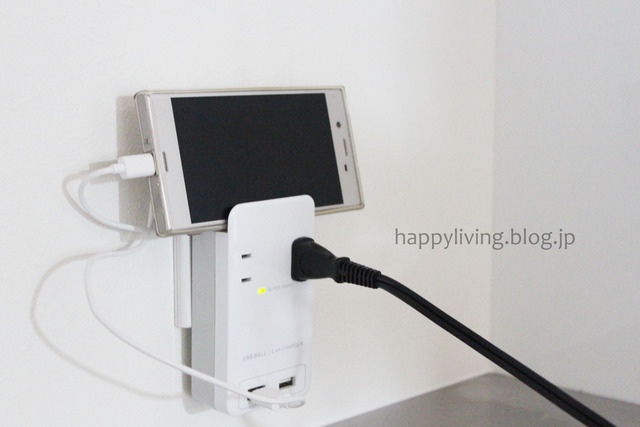コストコ USBwall 便利 コンセント 2tab (10)