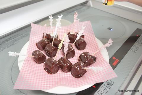 チョコレート 湯煎 保温 簡単 (7)