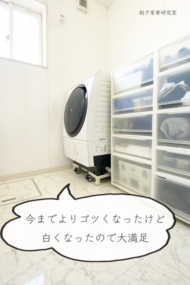 洗濯機下掃除5
