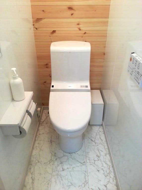 トイレ掃除 シンプル